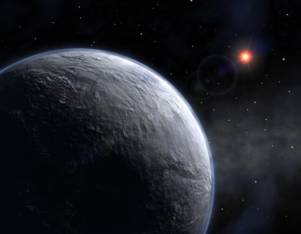 Ilmuwan Eropa Temukan Planet Penuh Batu Permata