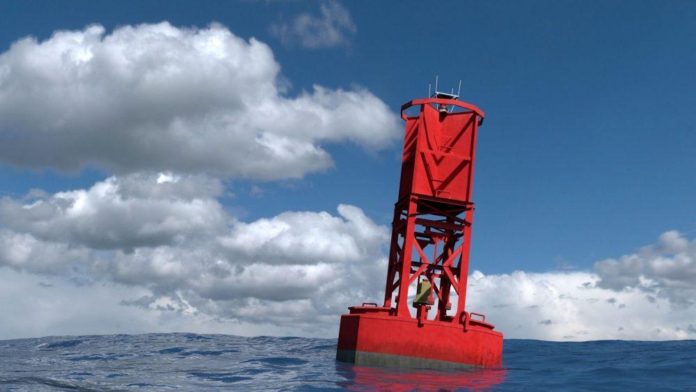 """Sering Ditarik Masyarakat ke Perairan, """"Buoy"""" Disarankan Punya Sensor Deteksi Lokasi Oleh BPPT"""