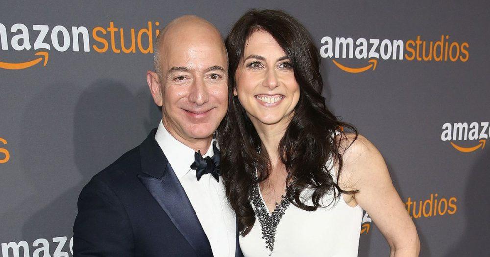 CEO Amazon Jeff Bezos Bercerai dengan Istri Setelah 25 Tahun Pernikahan
