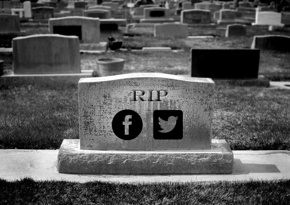 Bagaimana Nasib Akun Media Sosial Orang yang Telah Meninggal?