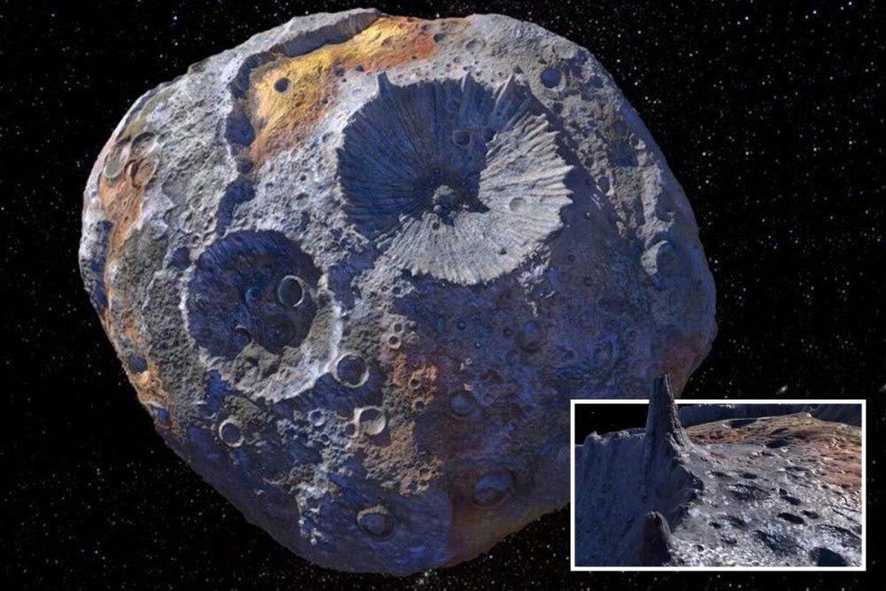 Asteroid Emas Ini Bisa Buat Semua Manusia di Bumi Jadi Miliarder