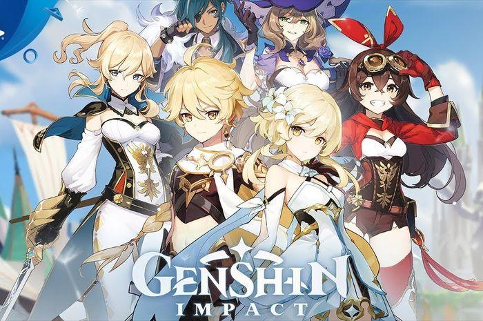 Game Genshin Impact Tembus 17 Juta Download Dalam 4 Hari Teknologi Id