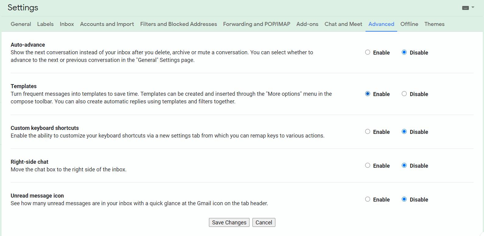 Cara Membuat Dan Mengatur Template Email Di Gmail Teknologi Id